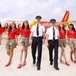 Vietjet Air: Mở bán 400,000 vé đi quốc tế giá 0 Đồng
