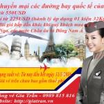 Vé máy bay khuyến mãi của Asiana Airline