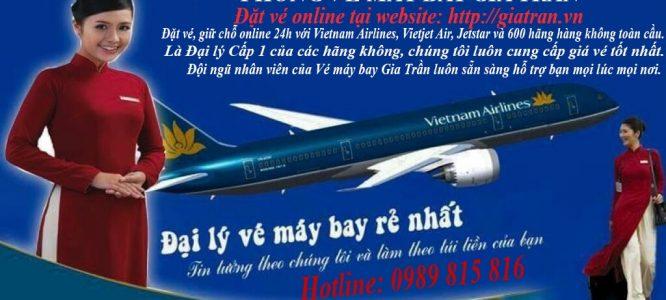 Chương trình khuyến mãi của Vietnam Airline