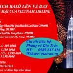 10 ngày siêu khuyến mãi của VietNam Airline
