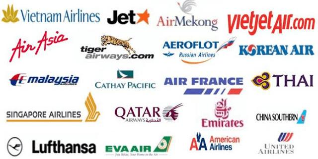 Các hãng hàng không khai thác đường bay