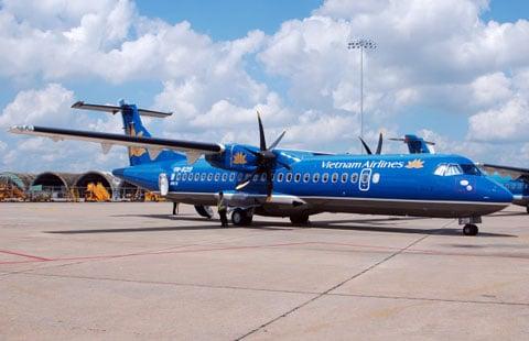 ATR72 của Vietnam Airlines