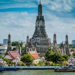 Khám phá vẻ đẹp kiến trúc tuyệt tác của đền Wat Arun, Bangkok