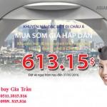 Khám phá Châu Á cùng Asiana Airline chỉ với 613 USD