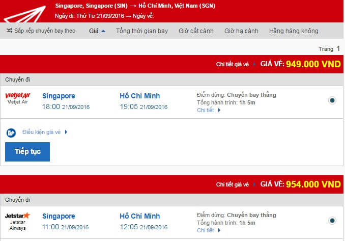 vé máy bay đi tp hồ chí minh tháng 9