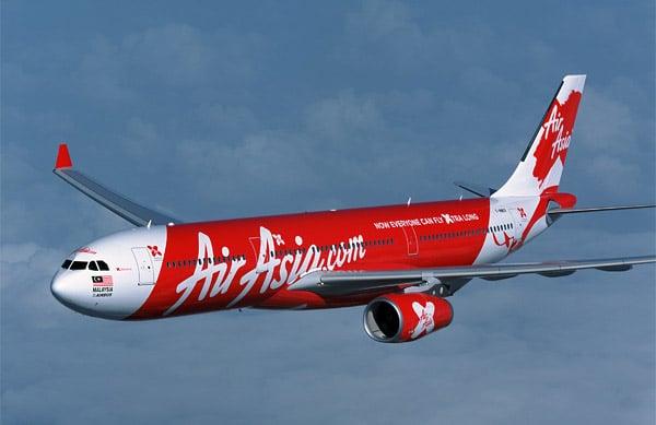 ve may bay Air Asia