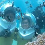 Trải nghiệm đi bộ dưới đấy biển ngắm san hô
