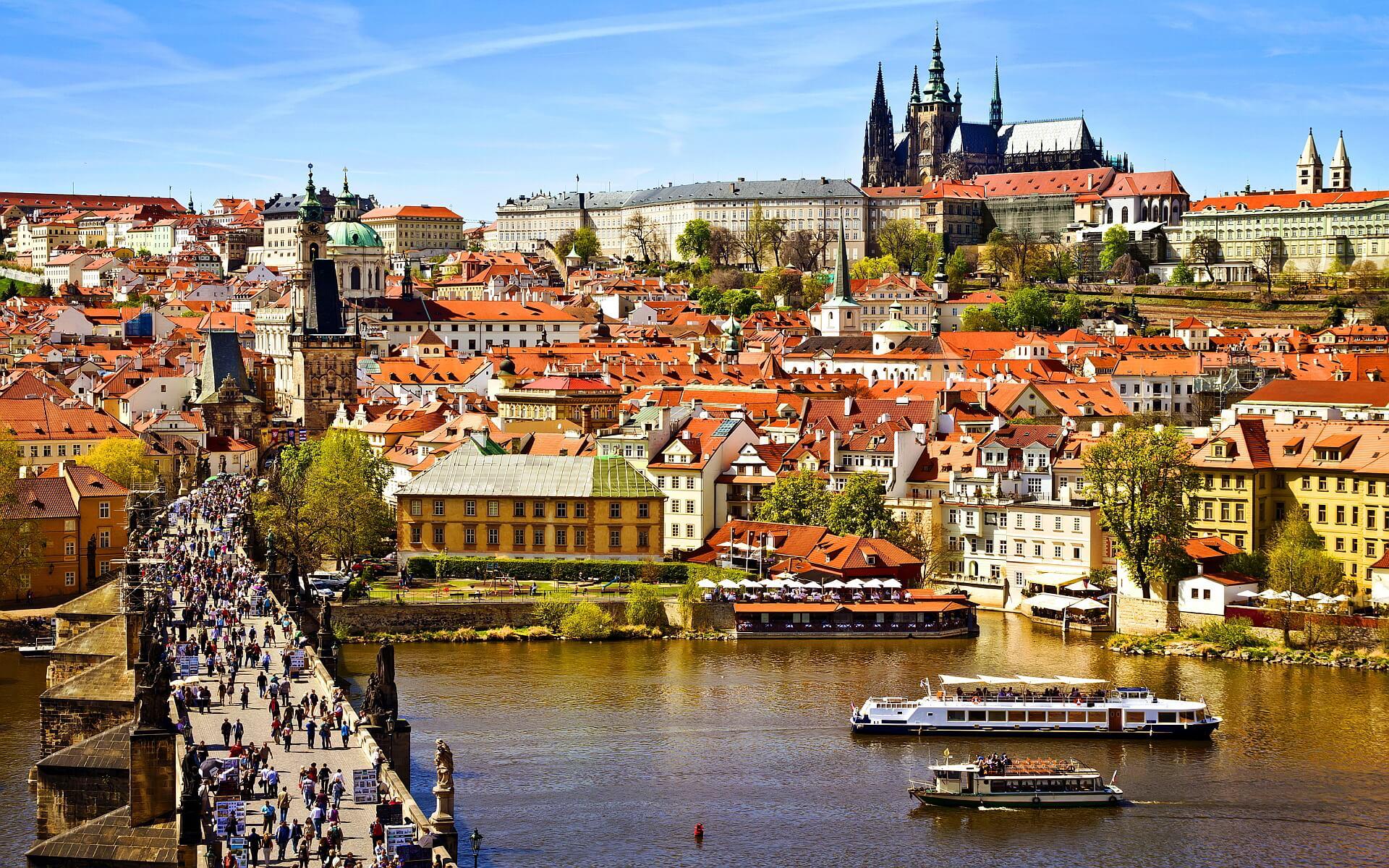 Prague, Cộng hoà Séc
