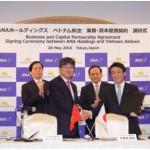 Lý do ANA trở thành nhà đầu tư chiến lược của Vietnam Airlines