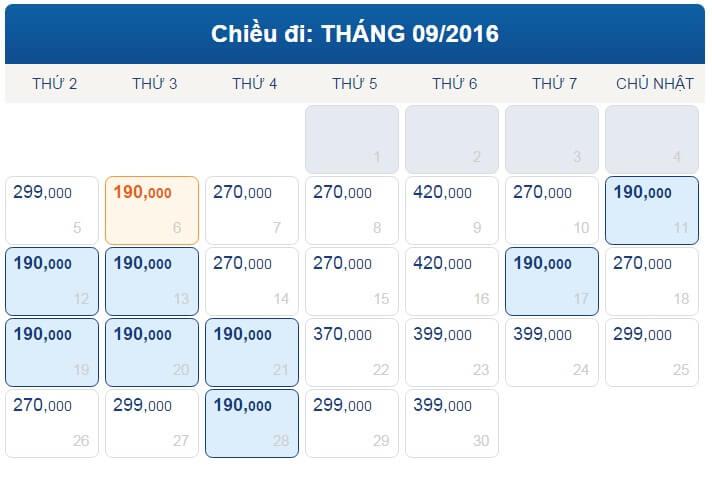 vé máy bay du lịch mùa thấp điểm