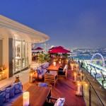 Bữa tối dành cho 2 người giá 2 triệu đô ở Singapore
