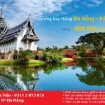 Vietnam Airline: Bay khứ hồi Đà Nẵng – Thái Lan chỉ 888K