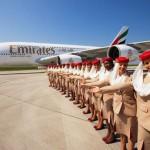 Emirates khuyến mãi vé máy bay đi Mỹ