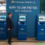 Sân bay Tân Sơn Nhất lắp đặt thêm máy soi, check-in tự động