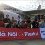 Đường bay Hà Nội – Pleiku đã có vé máy bay giá rẻ Jetstar Pacific