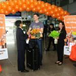 Jetstar Pacific: Khai trương đường bay trực tiếp từ Đà Nẵng đi Hồng Kông
