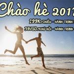 """Vietnam Airlines khuyến mãi khủng """"CHÀO HÈ 2017"""""""